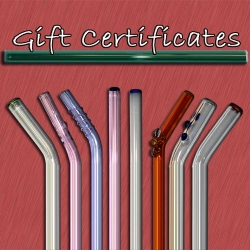 Unique Straw Gift Certificates